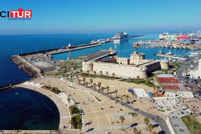 Civitavecchia ed il suo porto