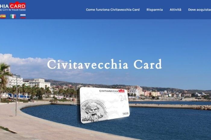 Enjoy the city … With CivitavecchiaCard!