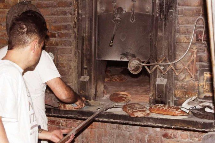 Bread Making Class In Allumiere (The Best Italian Bread)